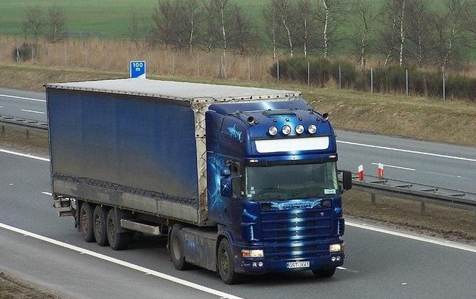 Scania-Polen