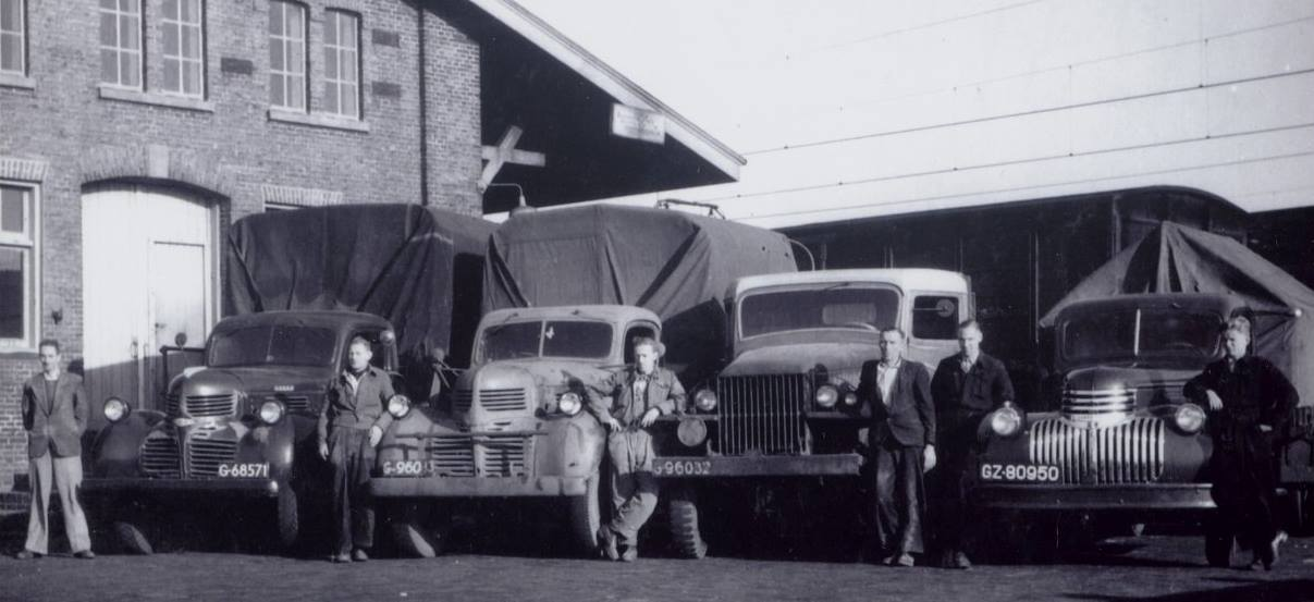Jan-Deijle-transport-Koog-aan-de-Zaan-1953