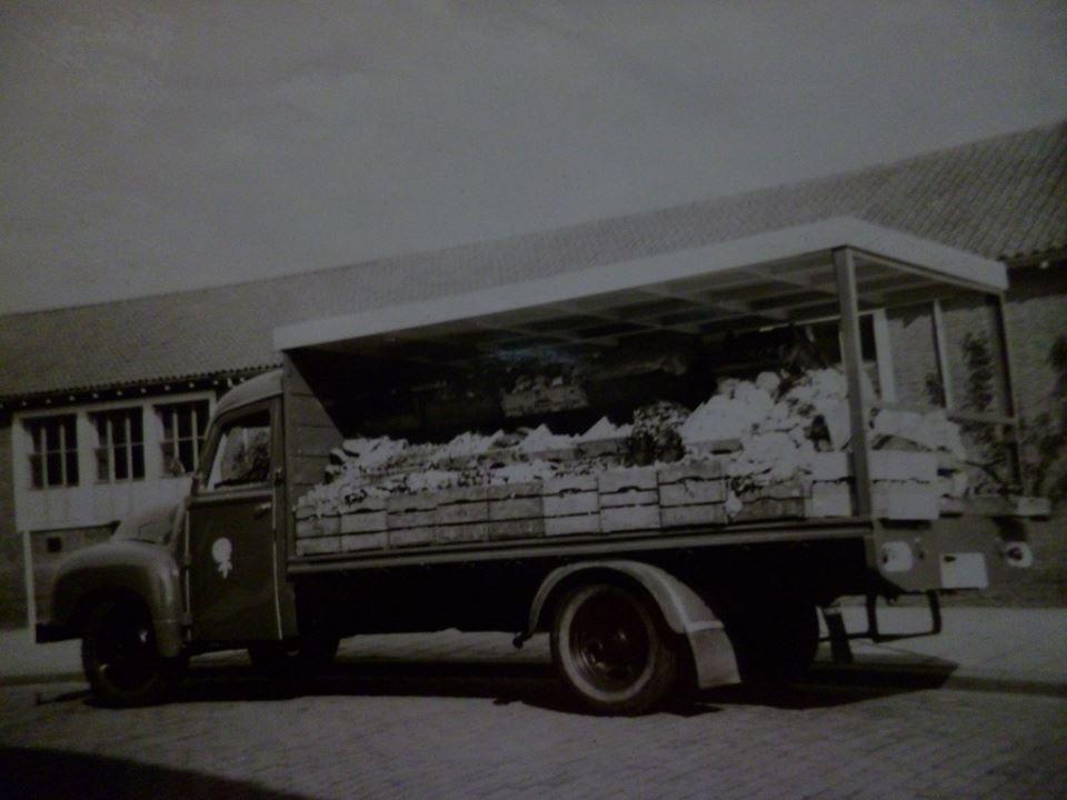 Opel-Blitz-groentewagen