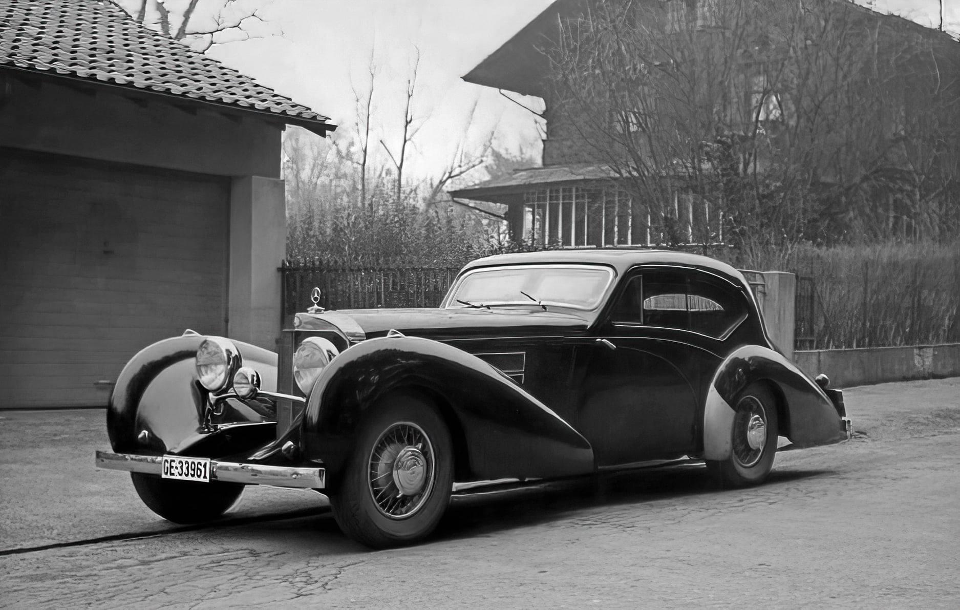 Mercedes-benz-500-K-Carrosserie-Vanvooren