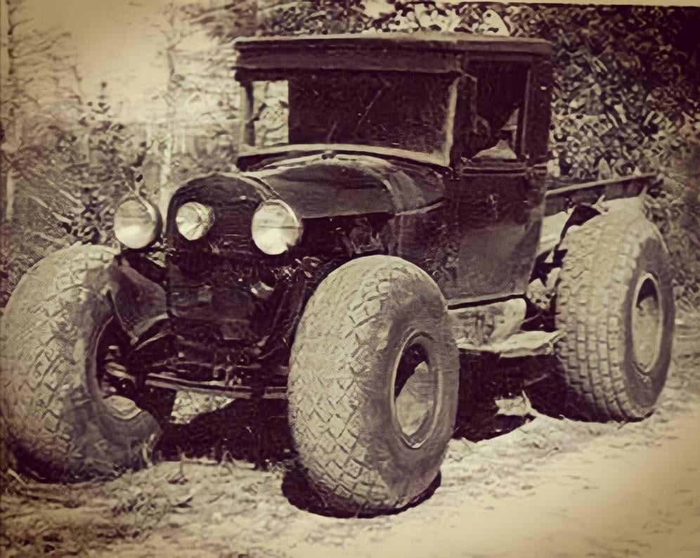 Ford-4X4