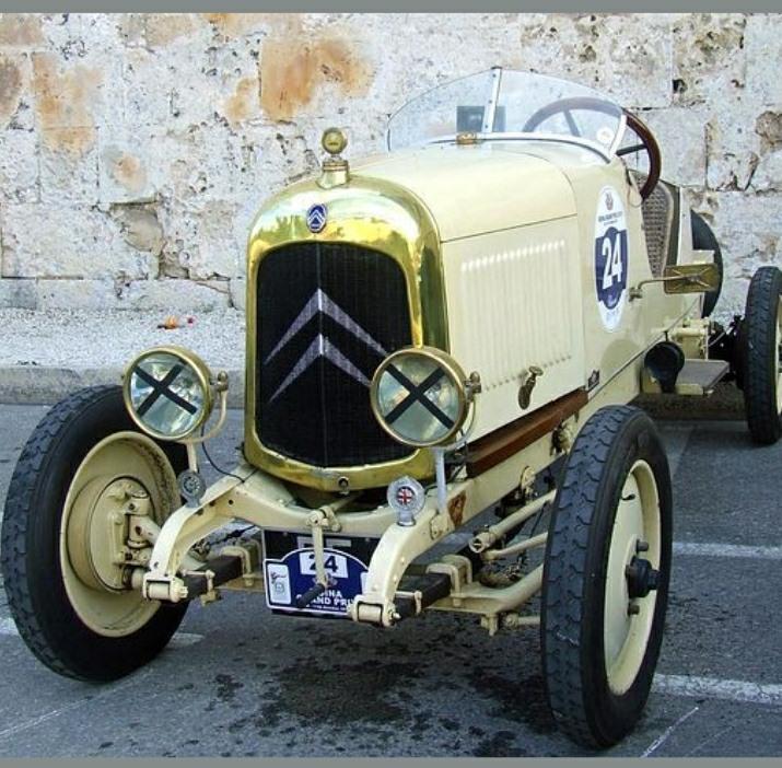 Citroen-racing