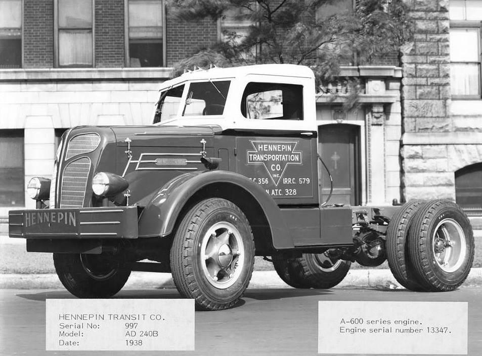 Hendrickson-A-600-Serie