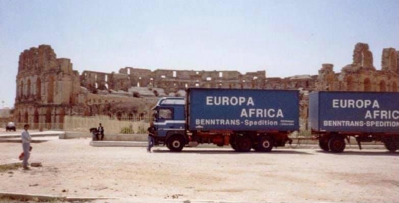 El-jem--colosseum-van-Thysdrus--Tunesie-Burle-Jean-Michel