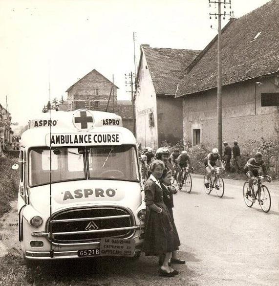 Citroen-Ambulance-Course