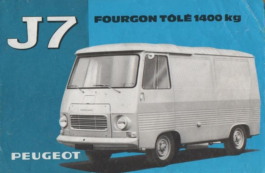 Peugeot--J7-eerste-type-1965-66-(1)