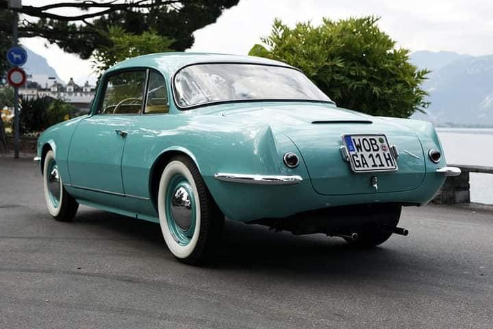 VW-type-1-Ghia-Aigle-Coupe-door-Michelotti--eenmalig--(2)