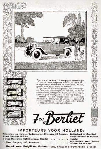 1927-Berliet-Garage-Mercurius-Heerlen