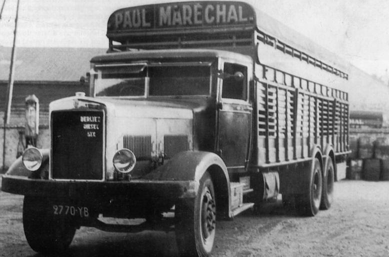 BERLIET-GPEF-van-het-vervoer-Paul-Marechal-immat---van-de-Seine-en-Oise-van-april-1933