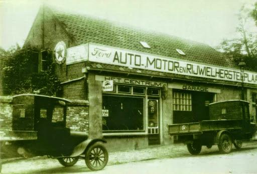 Ford-Garage