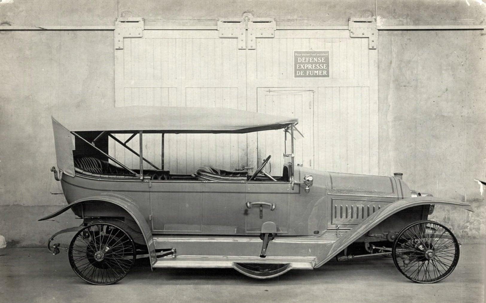 Peugeot-146-18-CV-1914