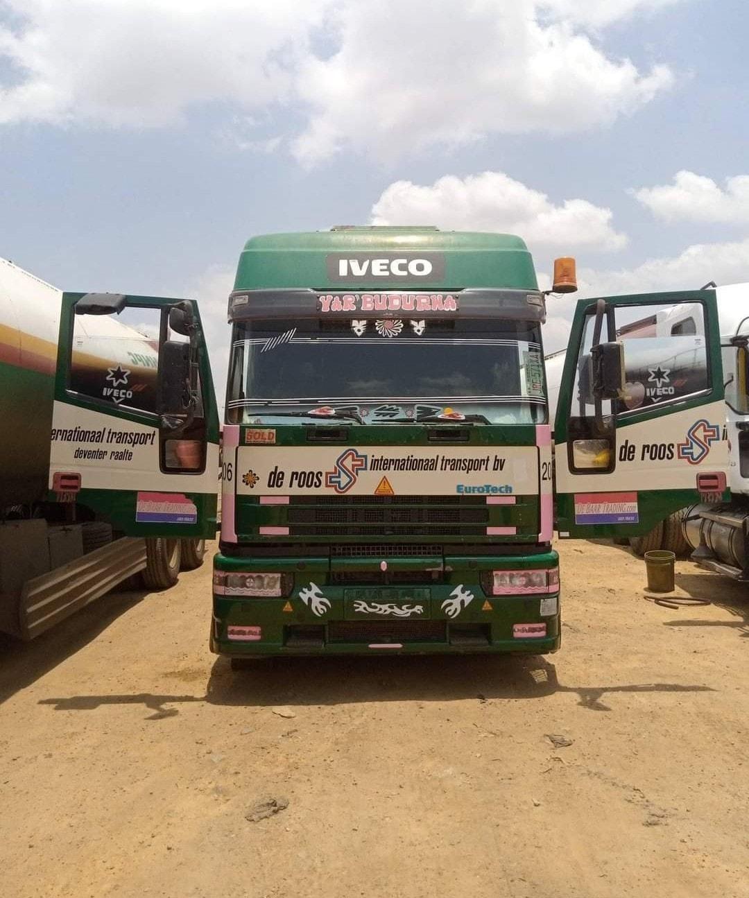 Nigeria-Iveco