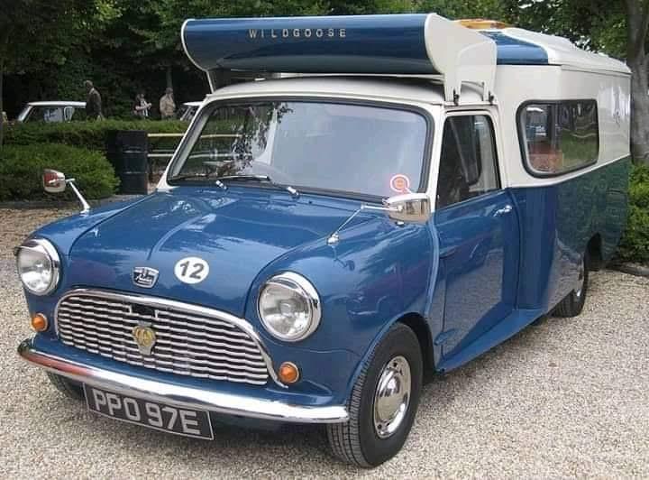 Austin-Mini-Camper