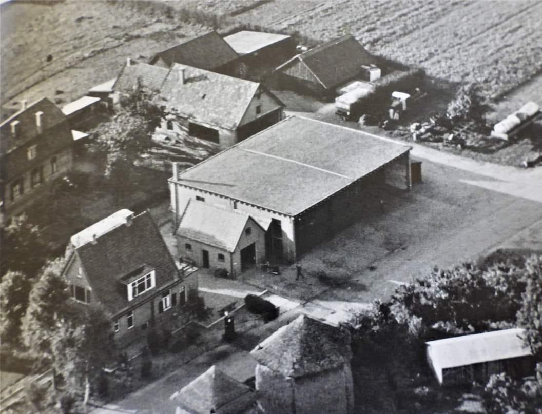 Heerde-jaren-50-luchtfoto-door-Gerrit-Kamphuis