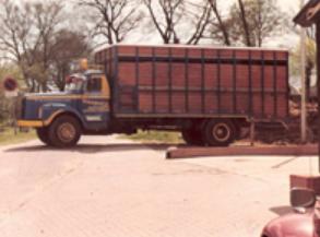 Scania-Veewagen