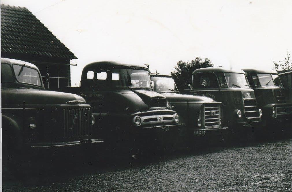Volvo--Thames--Daf