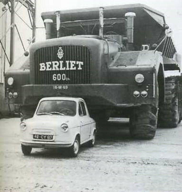 Vespa--Berliet