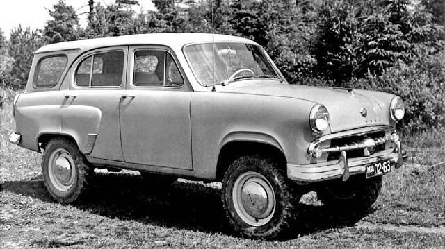Moskvitch-411
