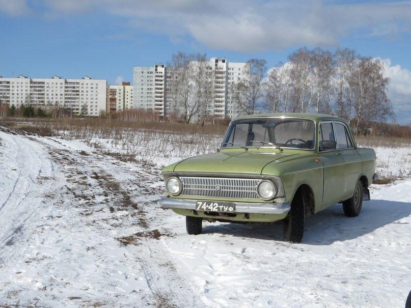 Moskvitch-412