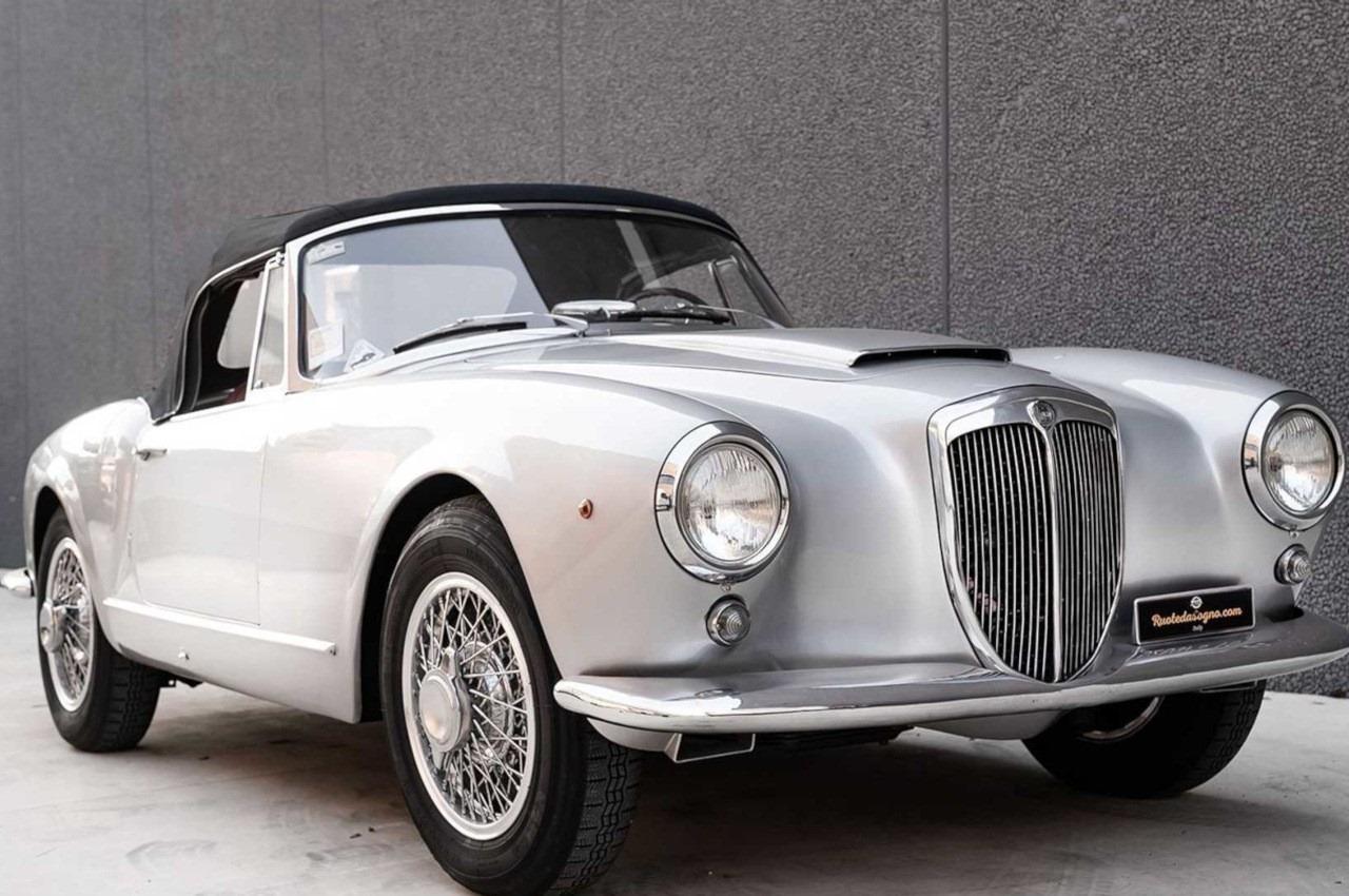 Lancia-Aurelia-B24-Convertibile--1958--(1)