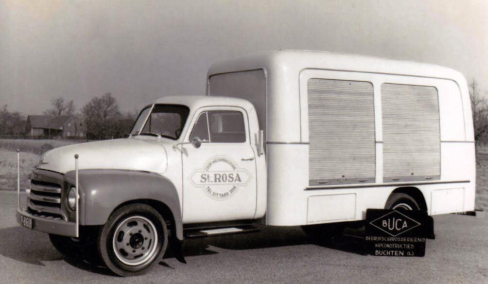 Opel-Blitz--Buca-Buchten