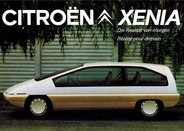 Citroen-Xenia