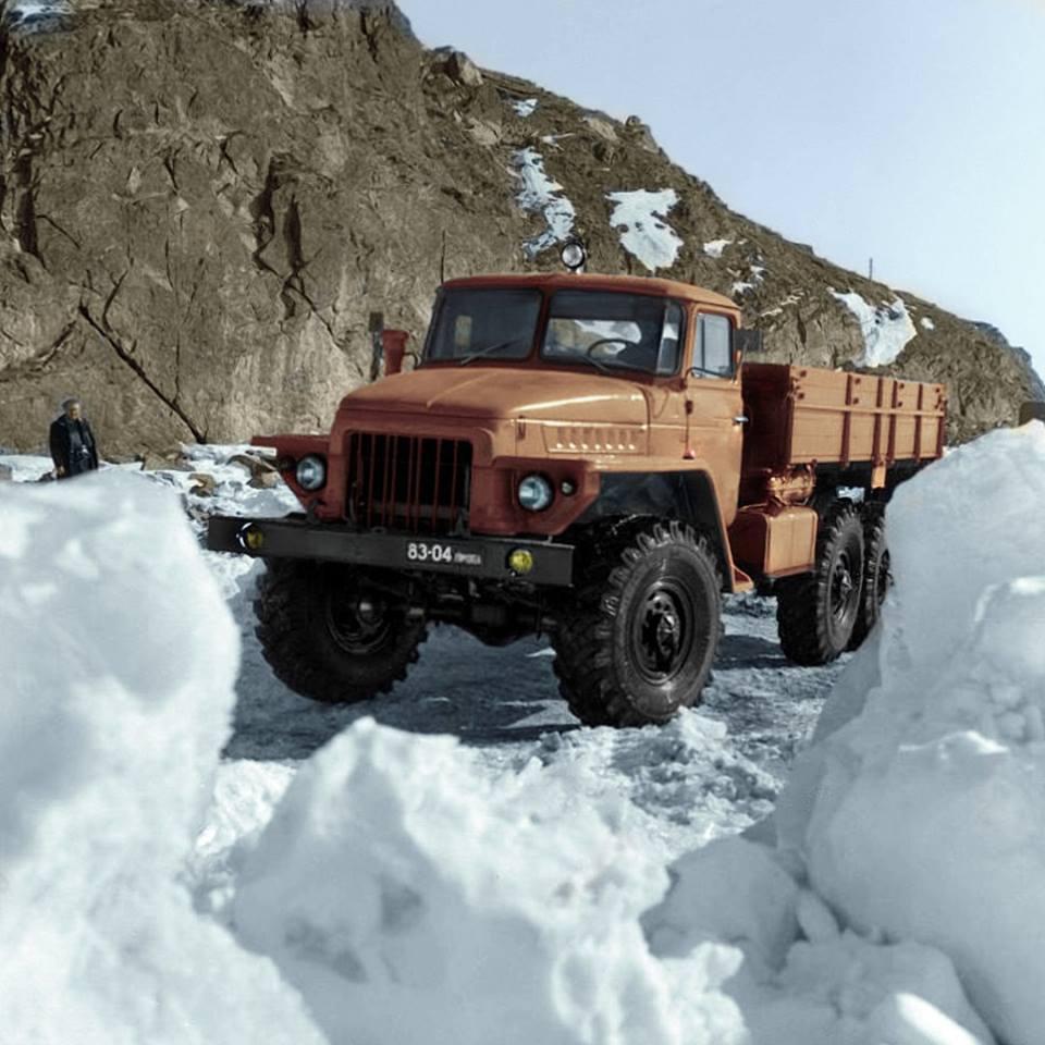 Ural--375-K