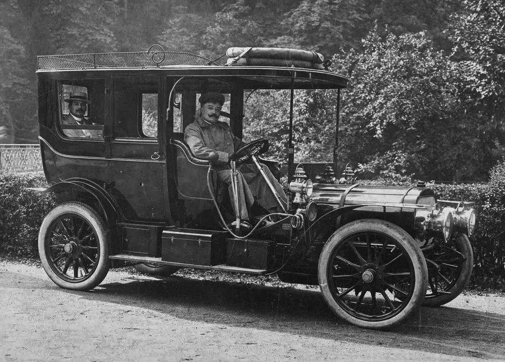 1905-Leon-Bollee-20-Pk-export-naar-Brazilie