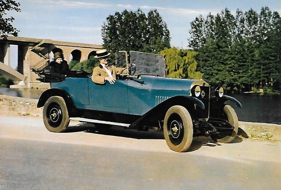 1920---Delaugere-et-Clayette---Torpedo