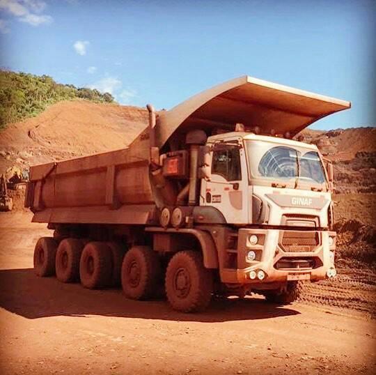 GINAF-130-ton