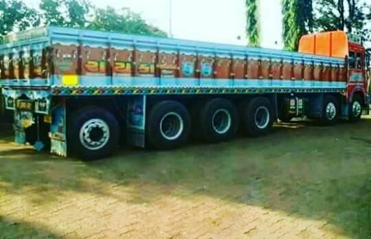 India-Kamyon-Camion