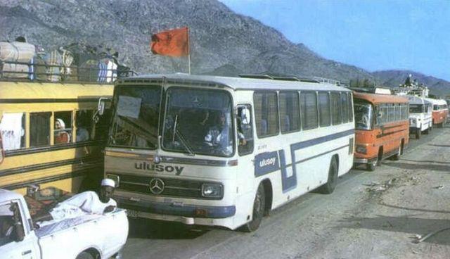 Mercedes-Arafat-naar-bedevaart