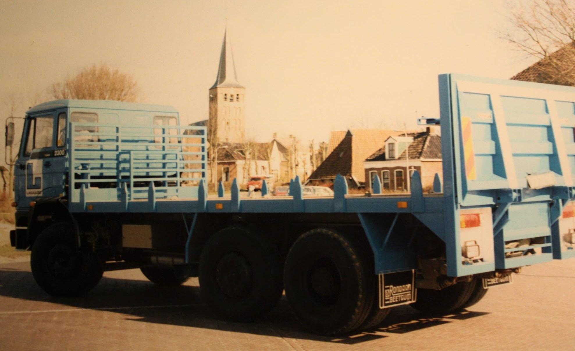DAF-2300-6X2
