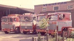 Leo-Gerritsen-archief_Chauffeur-Ford_Scania-Venneman--Velp