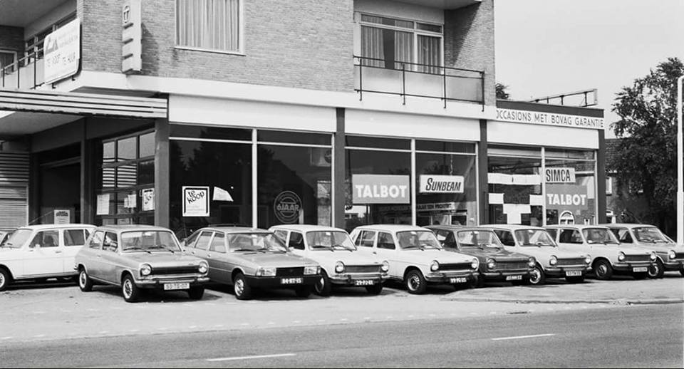 Garage-Staal-Simca-Talbot-Sunbeam-Dealer-in-Tilburg--1