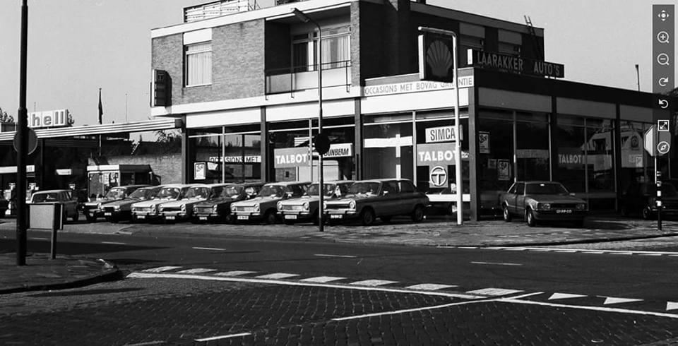 Garage-Staal-Simca-Talbot-Sunbeam-Dealer-in-Tilburg--2
