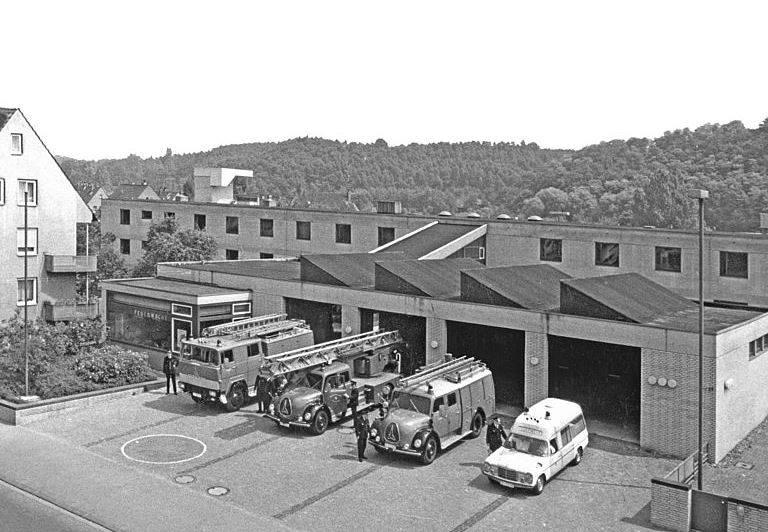 1966-Dusseldorf-Gerresheim-Graulinger-Strasse