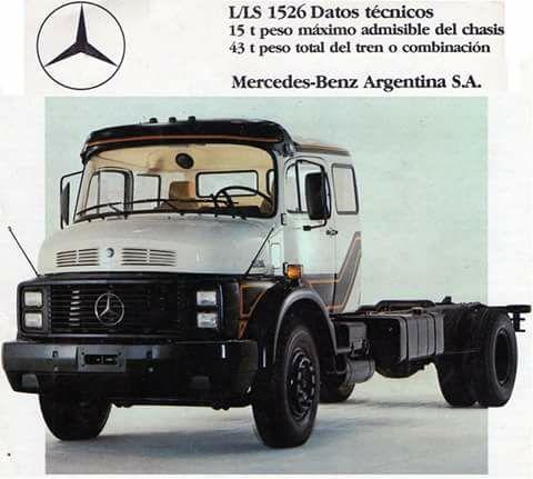 Mercedes-Benz-LLS1526