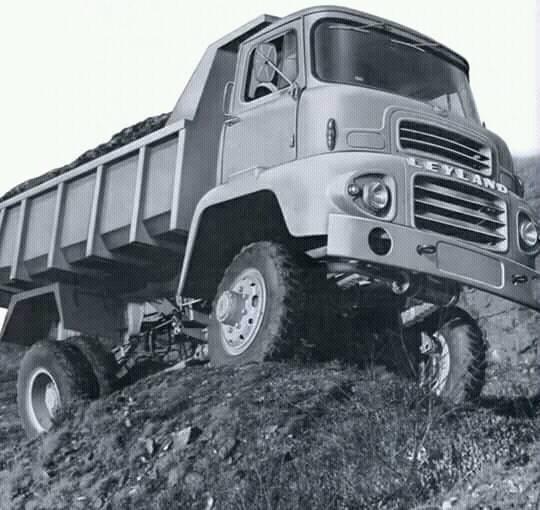 Leyland-4X4