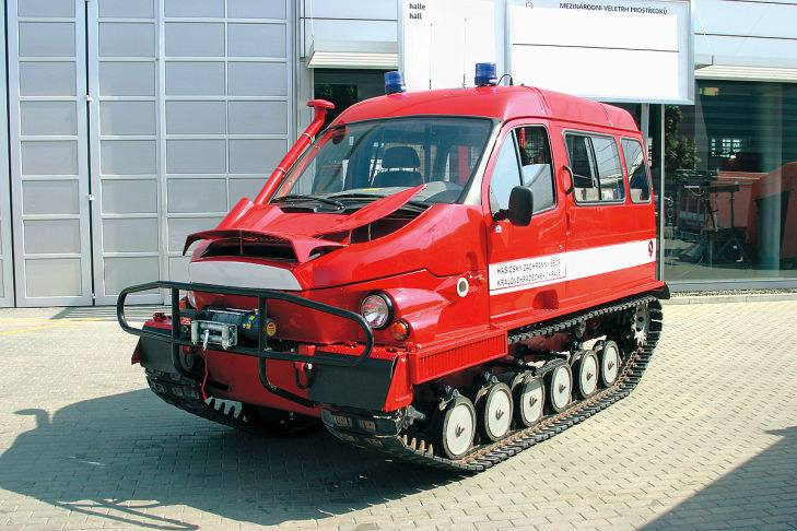 GAZ-3409-Amphibious-Tracked-Vehicle-2