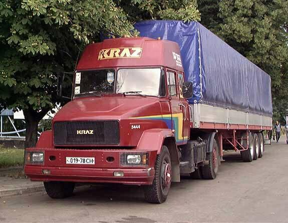 Kraz-5444