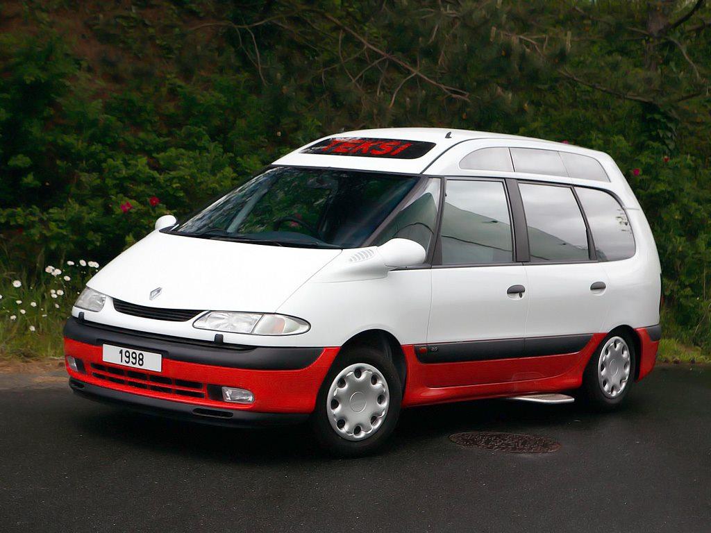 Renault-Espace-Teksi-by-Heuliez---1998
