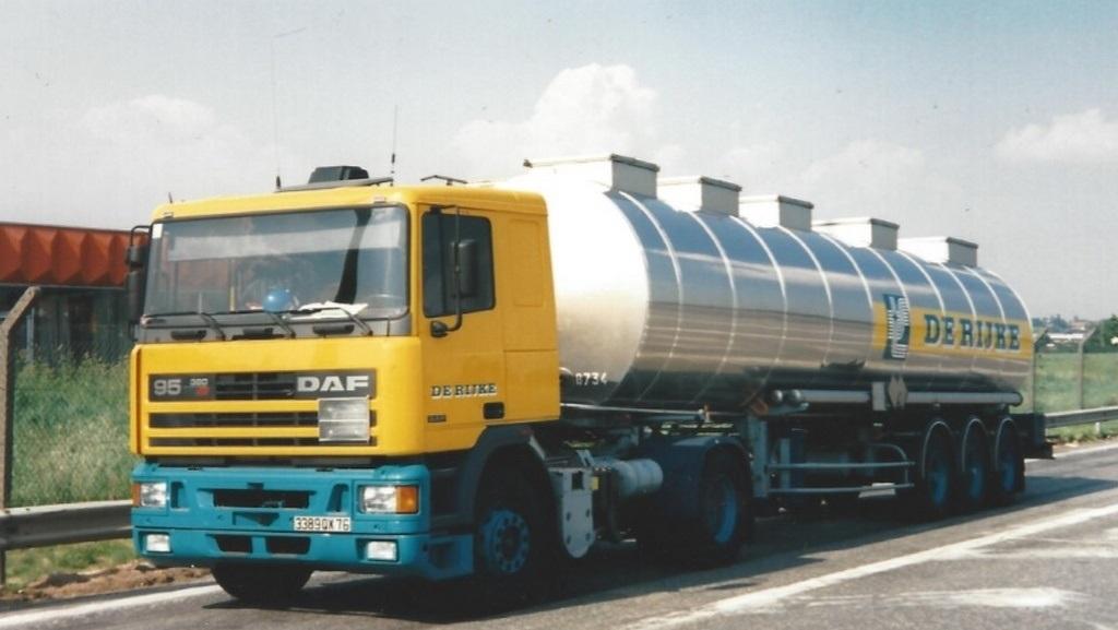 Daf-95--Citerne