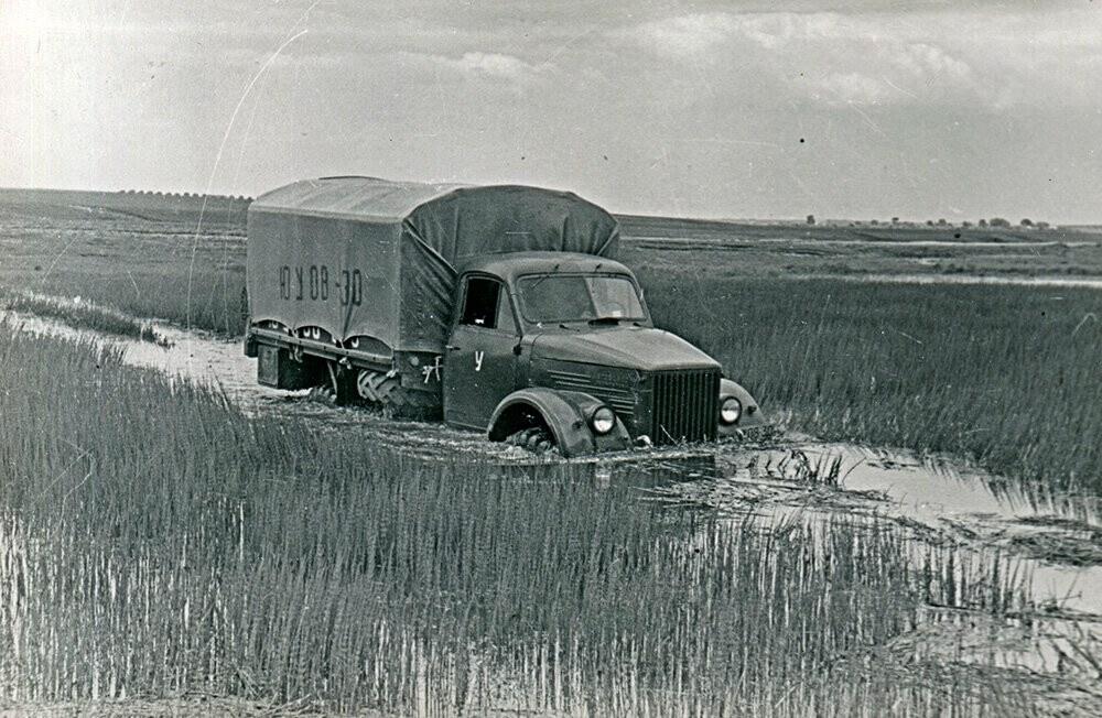GAZ-63-4X4