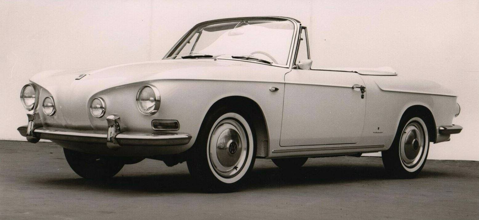 Karmann-Ghia-Type-34-Cabriolet-1961-