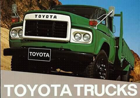 Toyota--Truck-