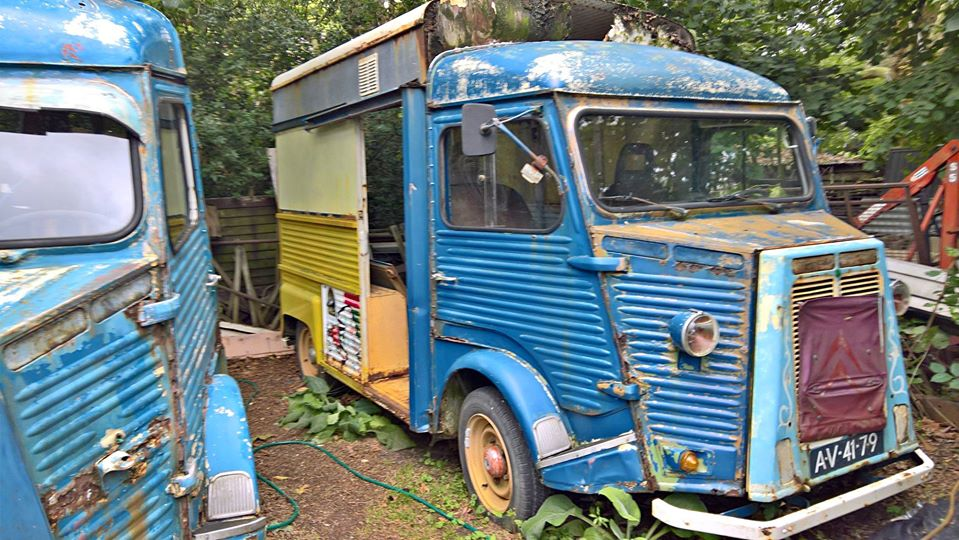 Citroen-HY-food-truck