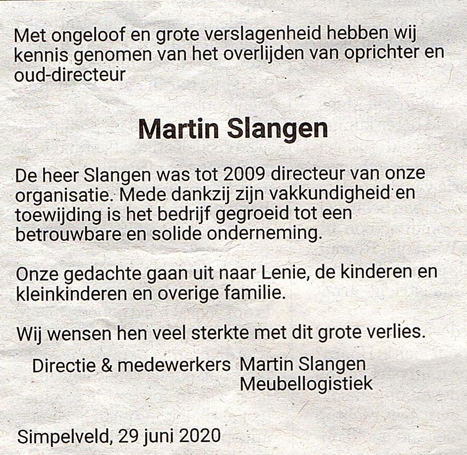 RIP-Martin-Slangen-