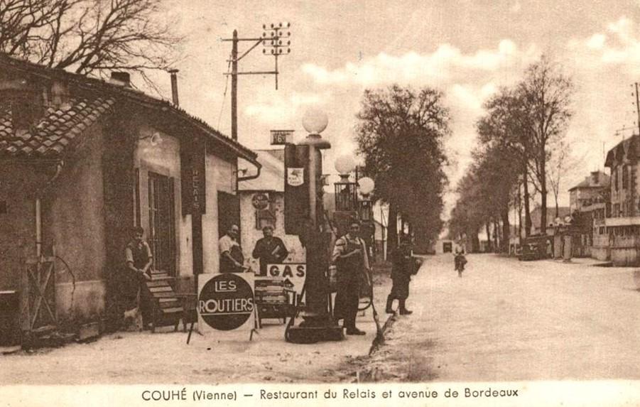 Routier-Garage-Vienne-Aveneu-de-Bordeaux-RN-10-