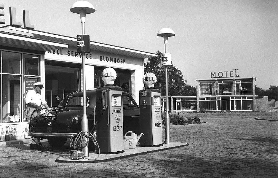 Shell-1959-Apeldoorn-Motel-Apeldoorn